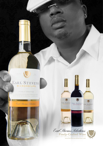 Earl Stevens Selections Wines From California
